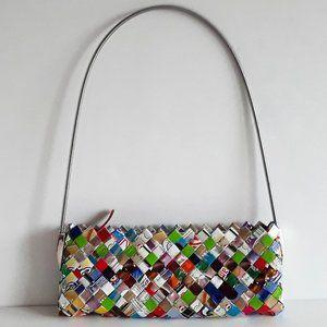 Nahui Ollin recyclable shoulder bag